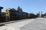 CSX 806, CSX 5367, CSX 896, CSX 253 and 3 more to come